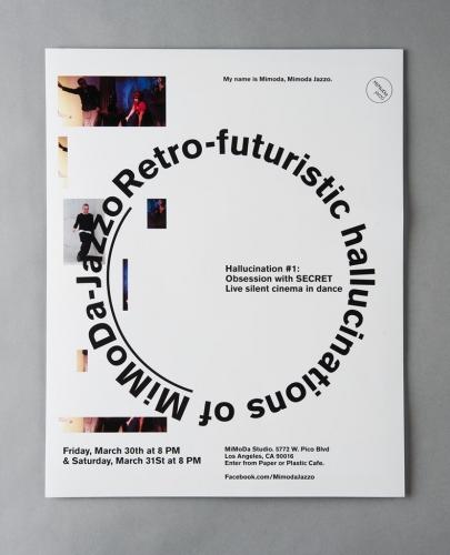 Retro-futuristic Hallucinations