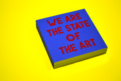 WE ARE THE STATE OF ART
