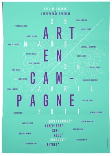 ART EN CAMPAGNE