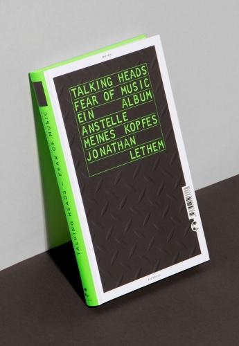 Fear of Music, Jonathan Lethem