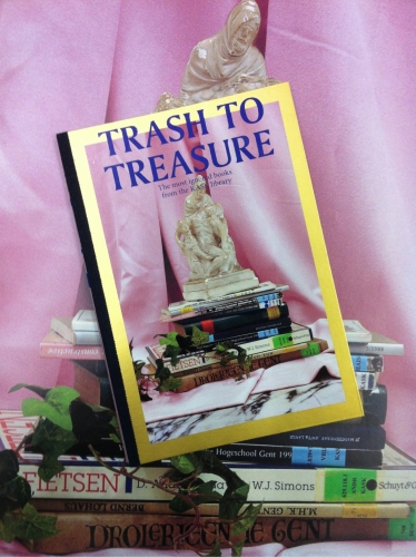 Trash to Treasure (with Arthur Haegeman)
