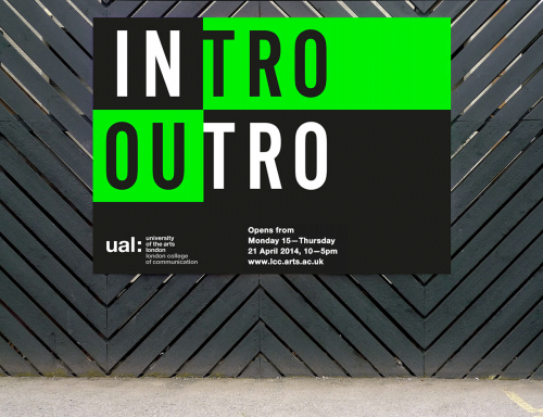 Intro/Outro exhibition