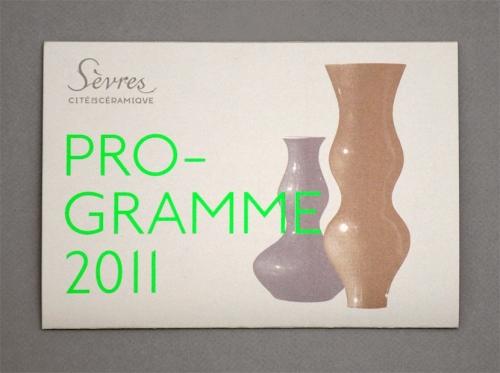 SÈVRES PROGRAMME 2011