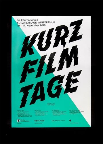 KURZ FILM TAGE / Poster Series