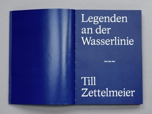 Legenden an der Wasserlinie – Till Zettelmeier