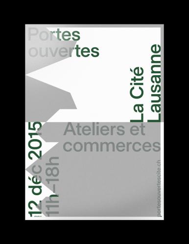 Portes ouvertes de la Cité 2015
