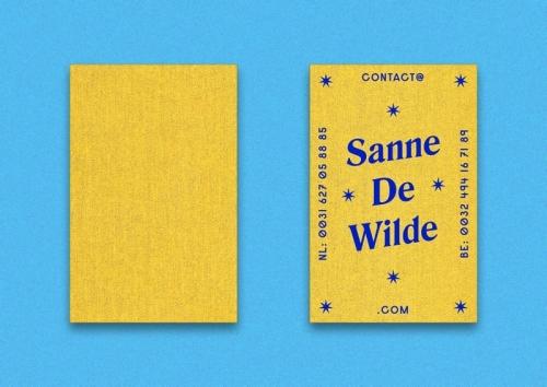 Sanne De Wilde