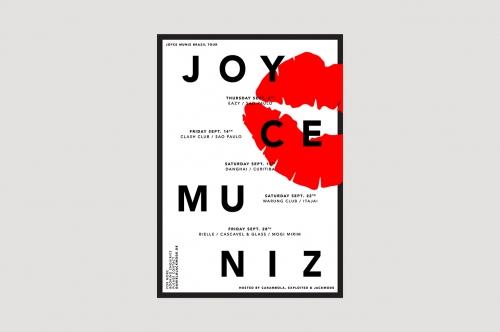 JOYCE MUNIZ