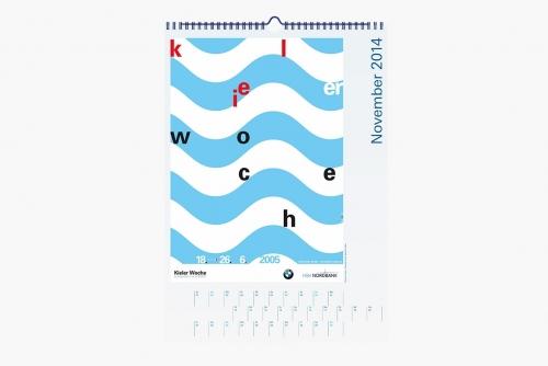 Kieler Woche Kalender 2014