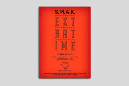 S.M.A.K. Extra Time - Flyers