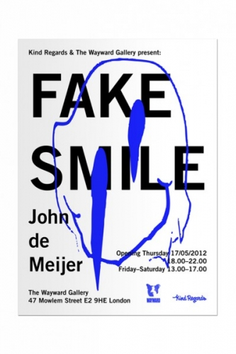 JOHN DE MEIJER FAKE SMILE