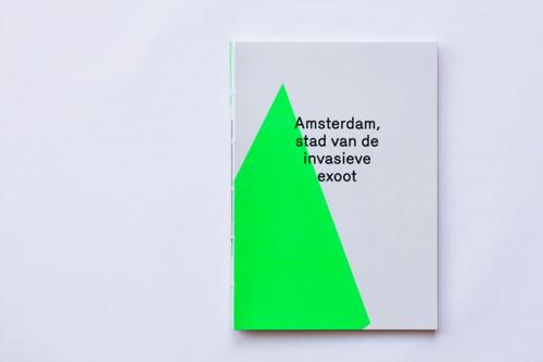 Amsterdam, stad van de invasieve exoot #2