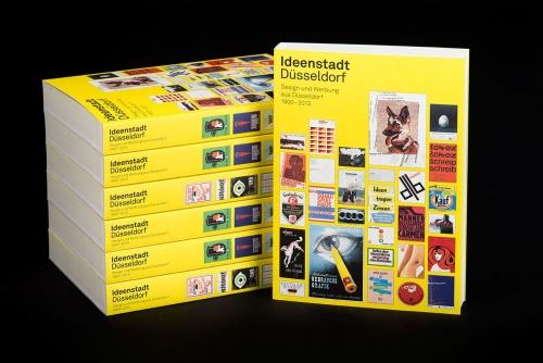 Ideenstadt Düsseldorf – Buch