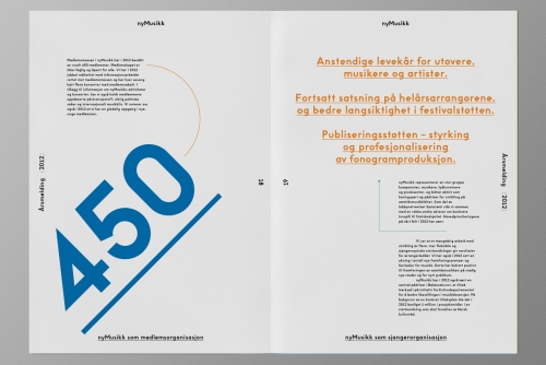 nyMusikk annual report 2012