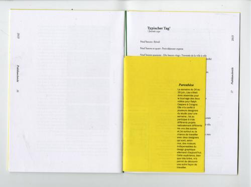 Internship report 2014