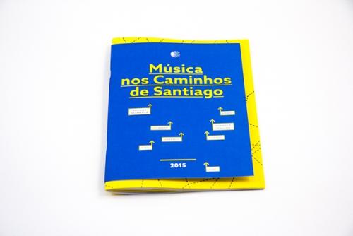 Música nos Caminhos de Santiago