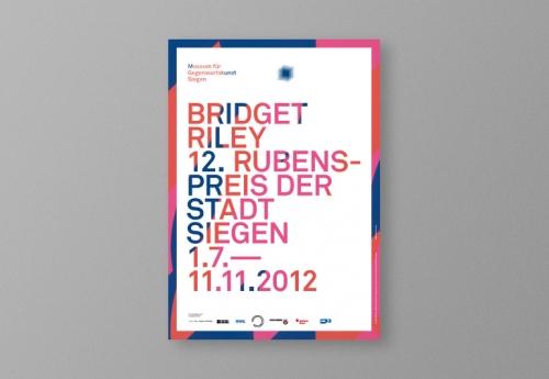 Bridget Riley Exhibition