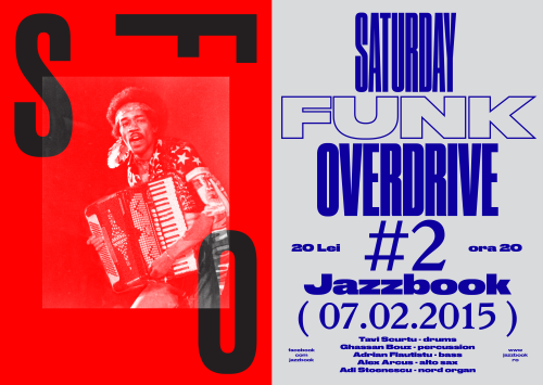 SATURDAY FUNK OVERDRIVE