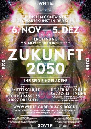 White Cube Black Box – Zukunft