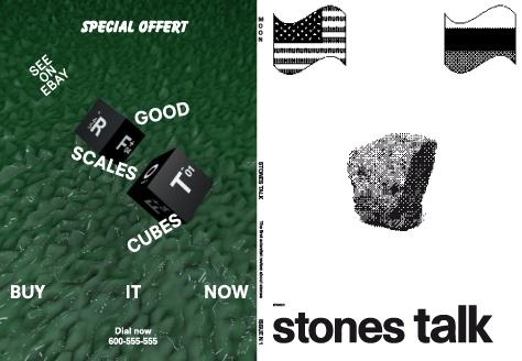 stones talk