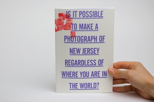 Is it possible to make a photograph of New Jersey
