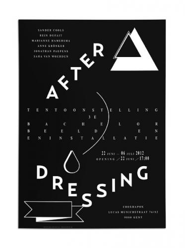 AFTER DRESSING