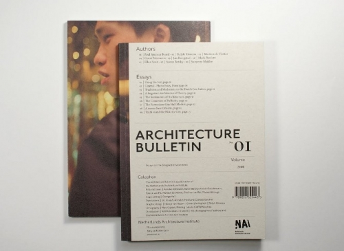 Achitecture Bulletin - NAi