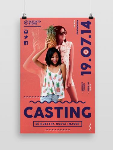 Casting Instinto 2014