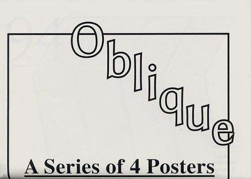 Oblique Strategies II