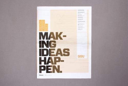 99U Magazine :: Creative