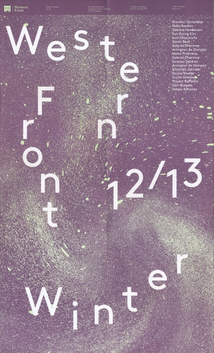 Western Front Winter Calendar 2012 II