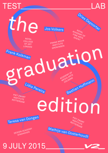 Test_Lab the graduation edition