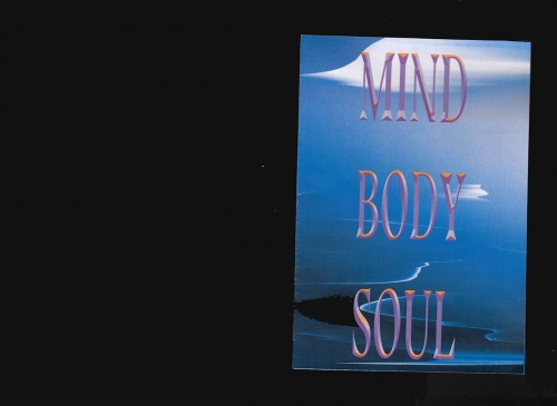 zine Mind Body Soul