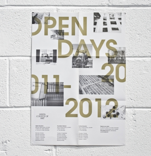 Leeds College of Art Open Days