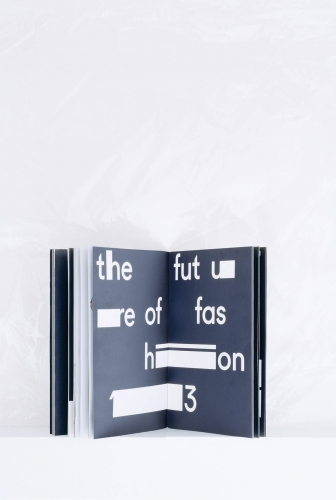 UTS The Future of Fashion 2013 Identity