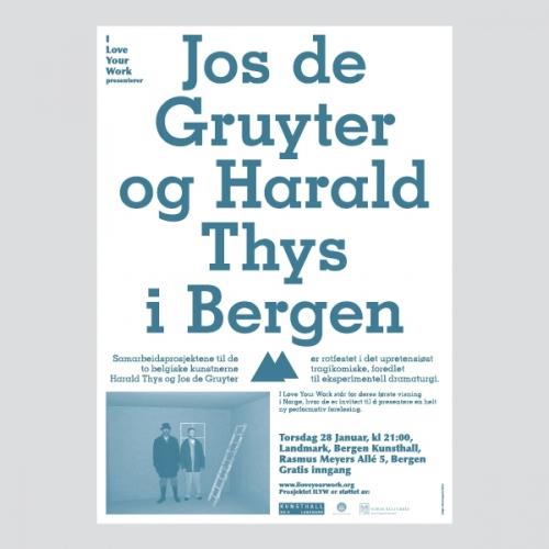 ILYW JdG&HT i Bergen
