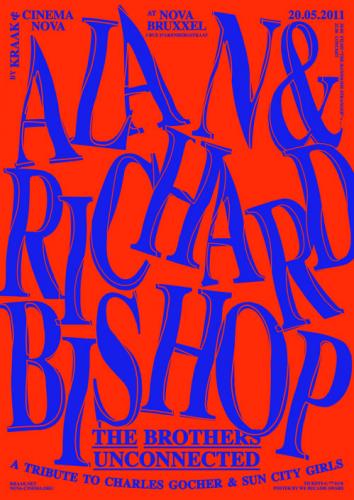 Alan & Richard Bishop