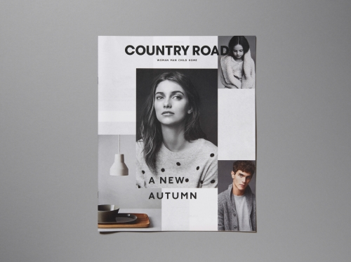 Country Road AW '13 Catalogues