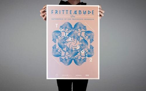 FRITTENBUDE TOUR 2012