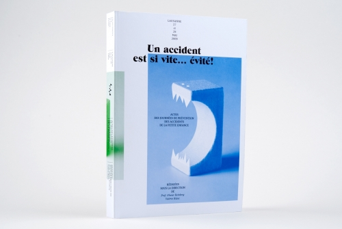 Un accident est si vite évité