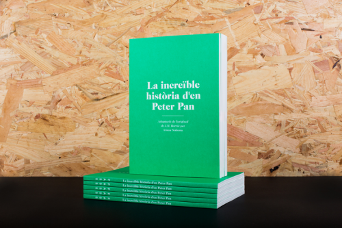 La increíble història d'en Peter Pan