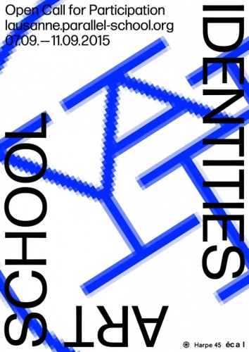 Call For Entries Parallel School Lausanne
