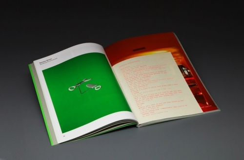 Design Interactions 2009 (The Green Book)