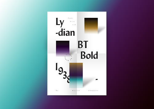 Lydian Bold