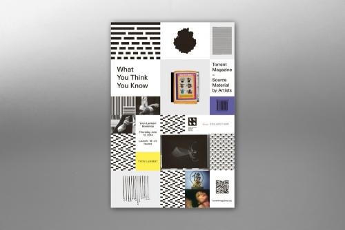Torrent Magazine Poster