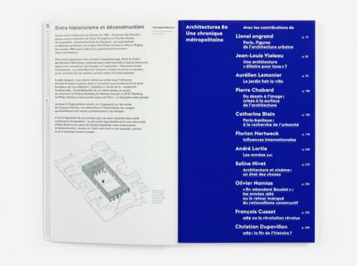 Architectures 80, une chronique métropolitaine
