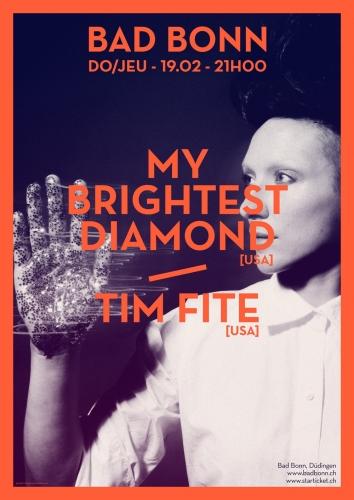My Brightest Diamond & Tim Fite