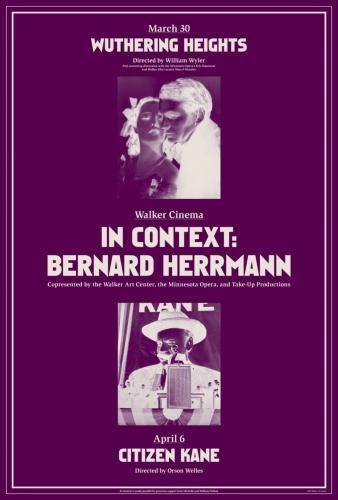 In Context: Bernard Herrmann