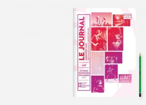 MAISON FOLIE / MONS – JOURNAL 9