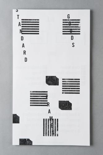 ST&NDARD GOODS Frames